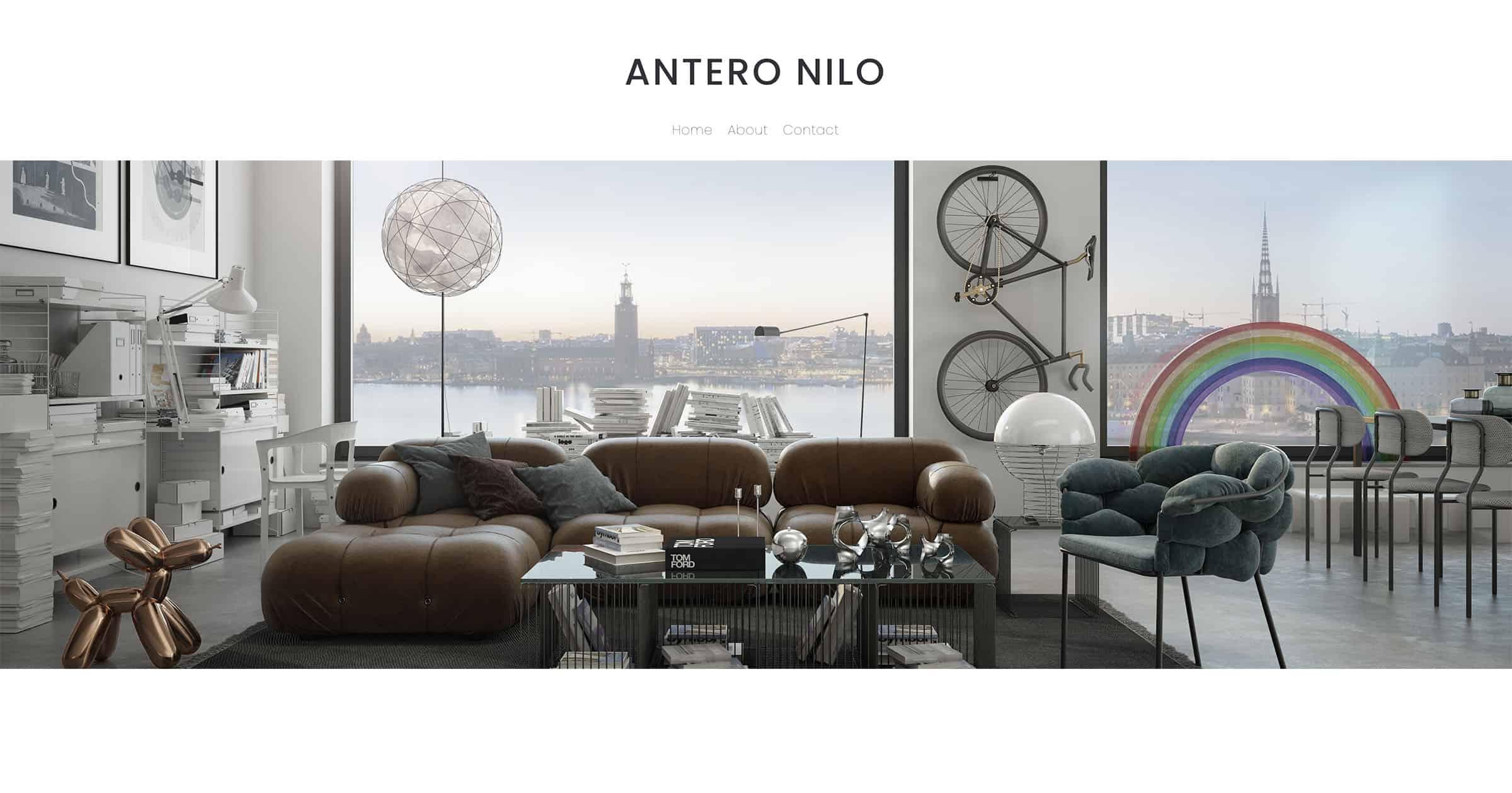 Reservkraft Antero Nilo Senaste Projekt